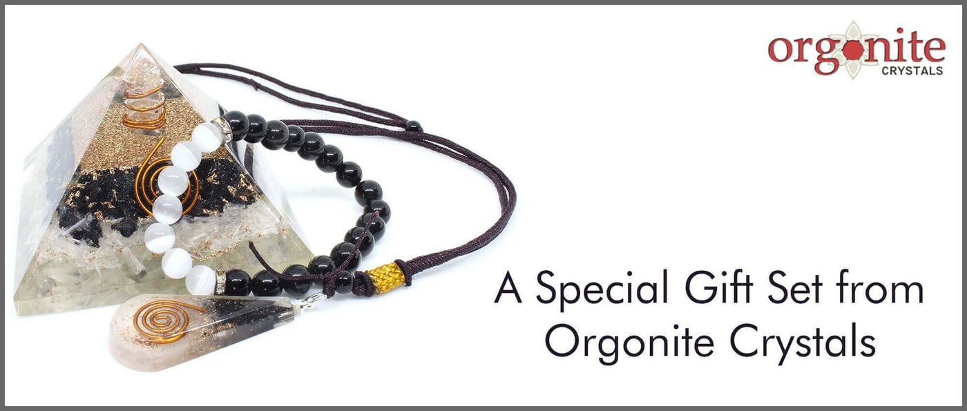 A Special Gift Set from Orgonite Crystals