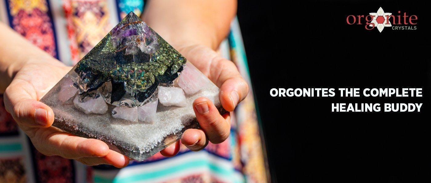 Orgonites The Complete Healing Buddy