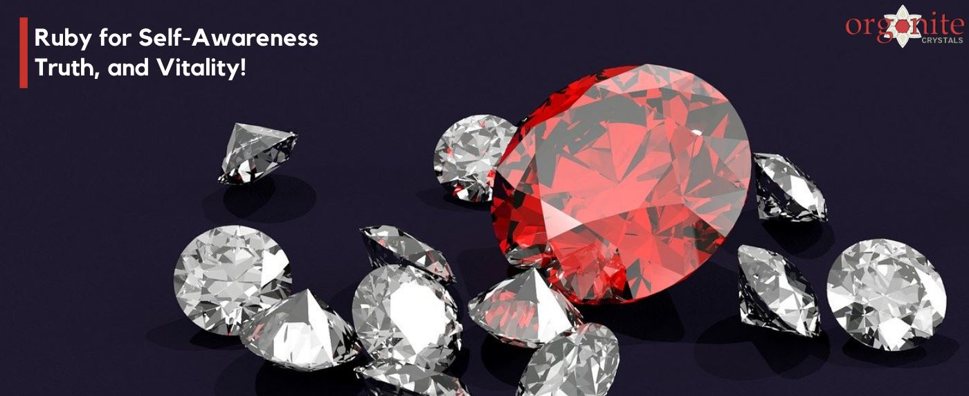 Ruby for Self-Awareness, Truth, and Vitality!
