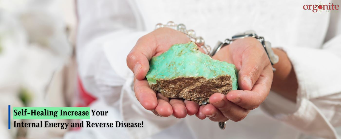 Self-Healing Increase your Internal Energy and Reverse Disease!