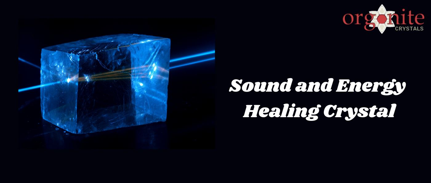 Sound and Energy Healing Crystal