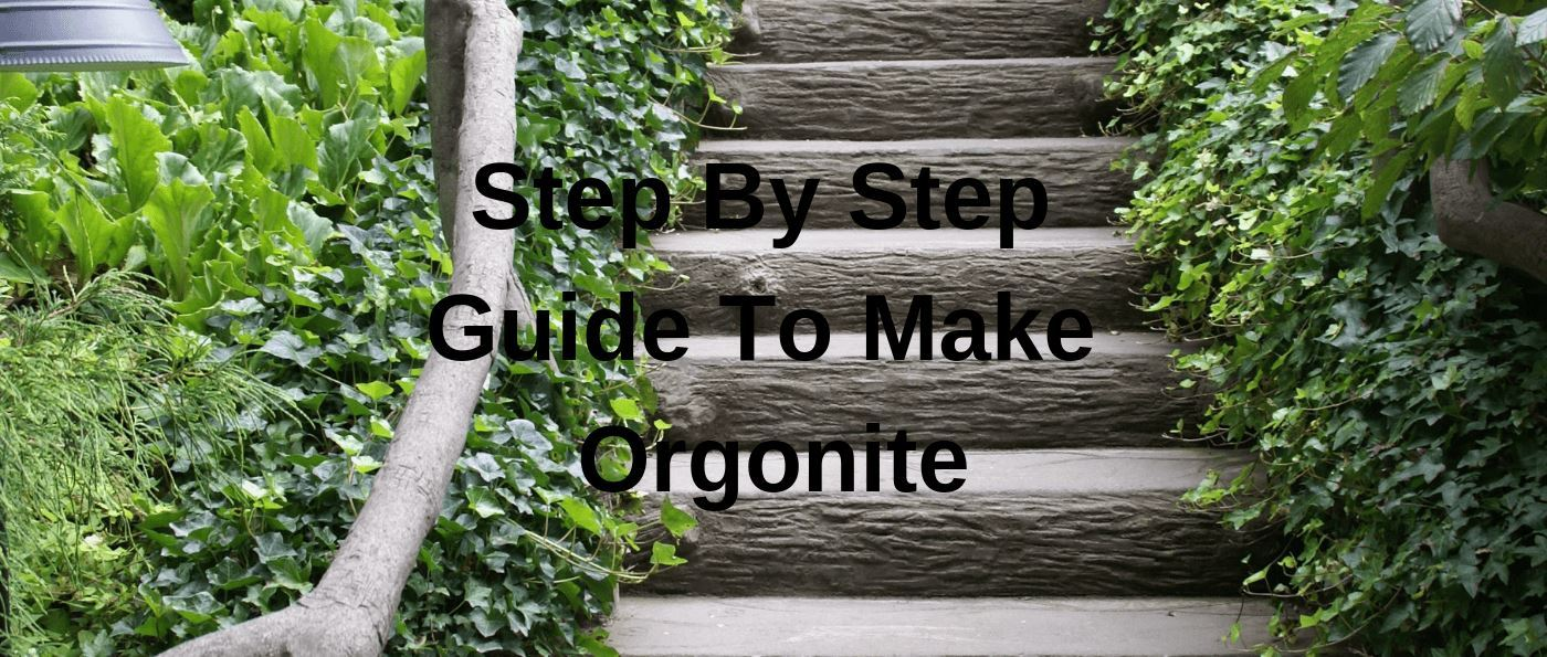 Step By Step Guide To Make Orgonite