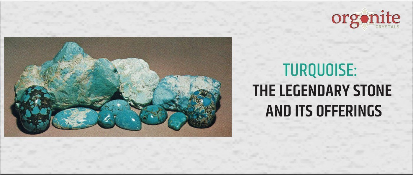 Turquoise: The Legendary Stone and its Offerings