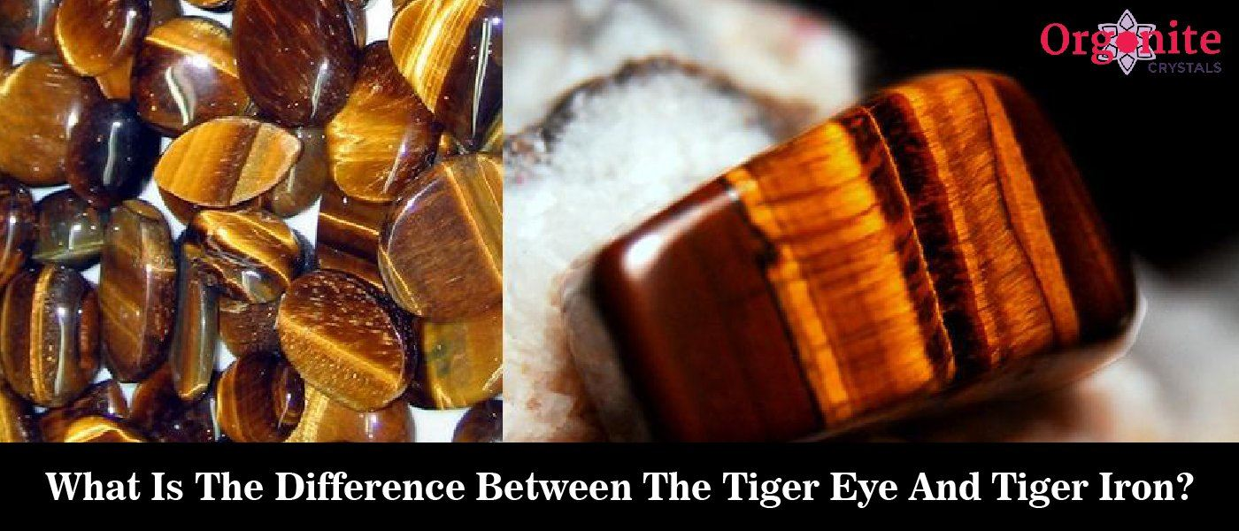 What Is The Difference Between The Tiger Eye And Tiger Iron?
