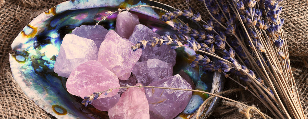 Crystals and Stones To Relieve Stress & Anxiety