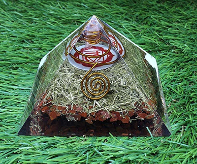 Orgone Pyramid Energy Generator Kit