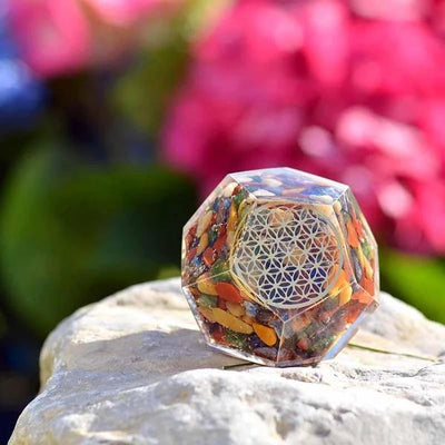 Ultimate Protection Orgone Chakra