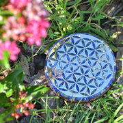 Psychic Abilities Orgone Coaster - Orgonite Crystal
