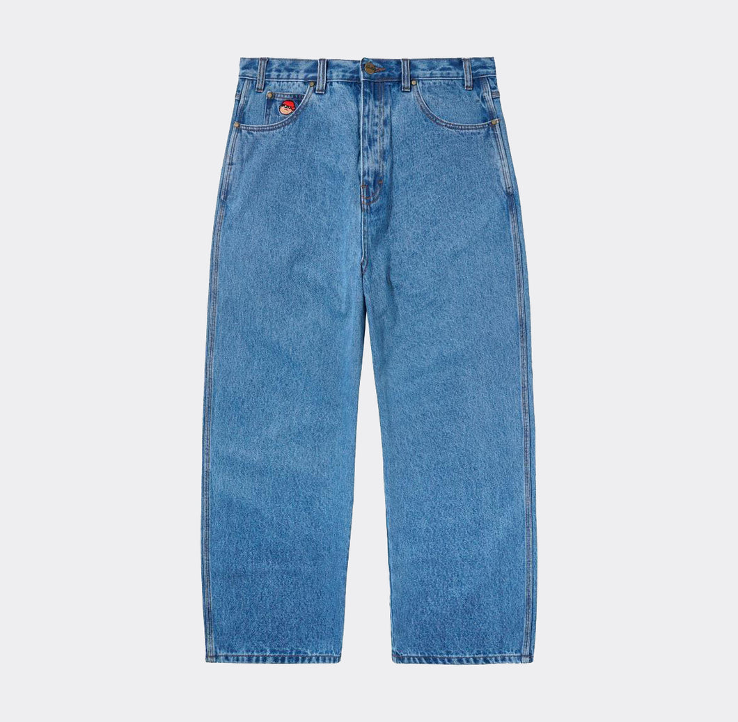 Baggies Blue - Denim Jeans