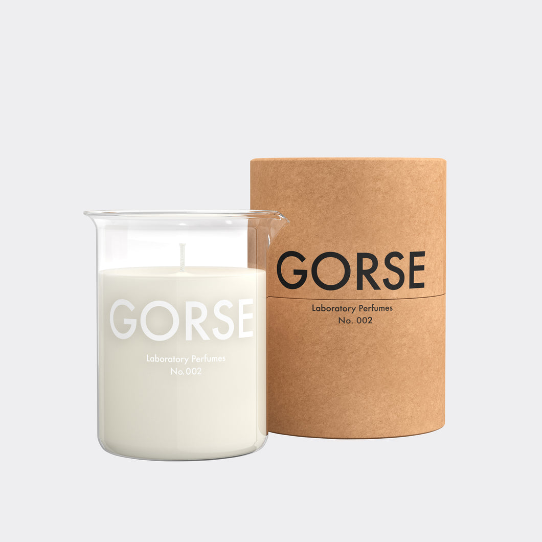 Gorse Scented Candle (200g)