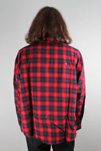Load image into Gallery viewer, Open Canvas Red Flannel