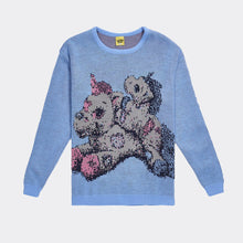 Load image into Gallery viewer, Unicorns Knit Sweater