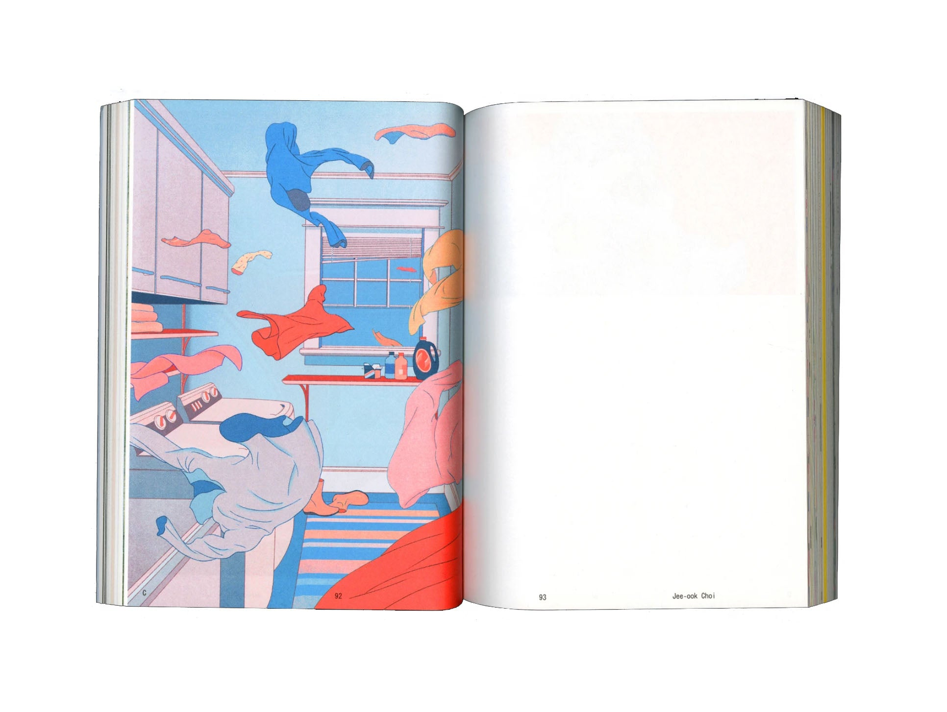 Shoplifters Issue 9: Drawings