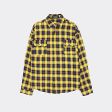 Load image into Gallery viewer, Open Canvas Yellow Flannel