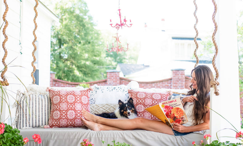 Inspiring People: Sara McDaniel of Simply Southern Cottage