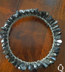 Black Quartz Regal Crown