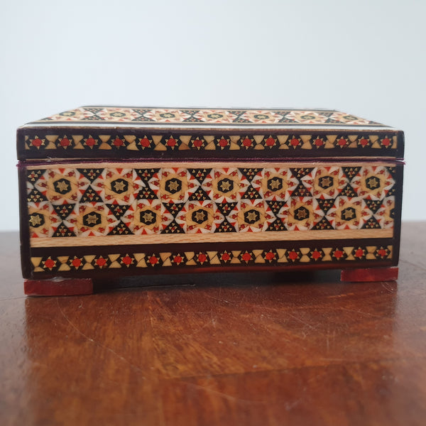 Khātam Jewellery Box