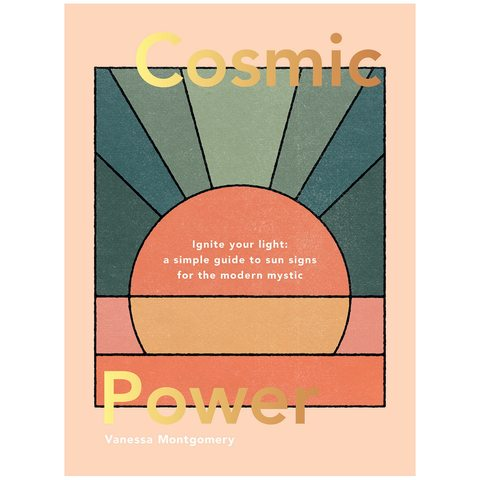 Cosmic Power by Vanessa Montgomery