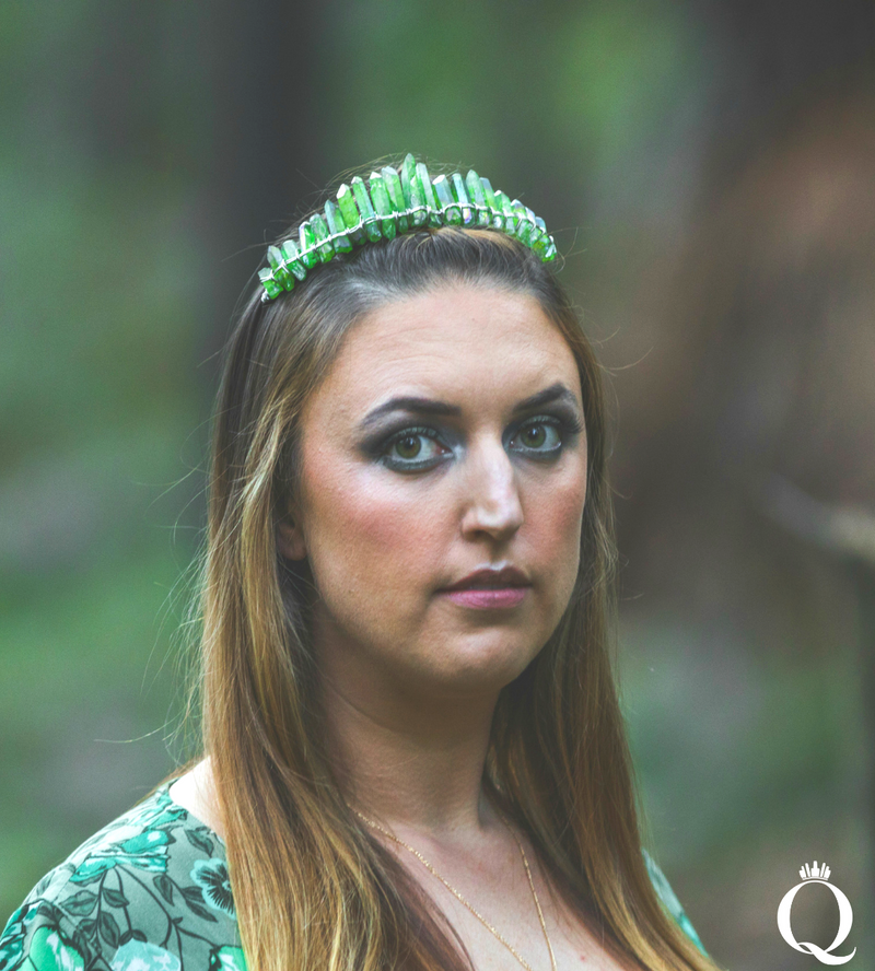 Moss Aura Duchess Crown