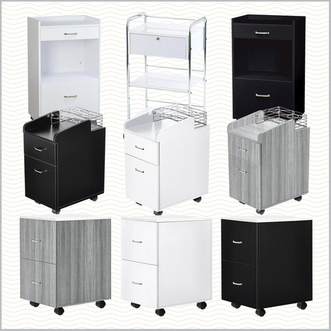 Spa Carts & Trolleys
