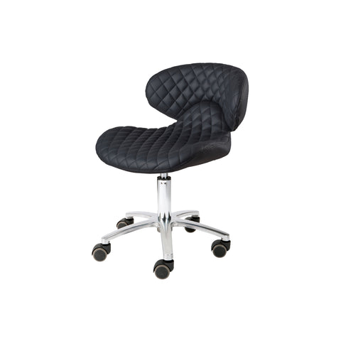 Diamond Pedicure Stool 1001L-DIA