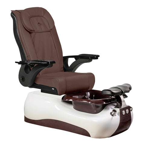 Renalta Pedicure Chair - Chocolate Base