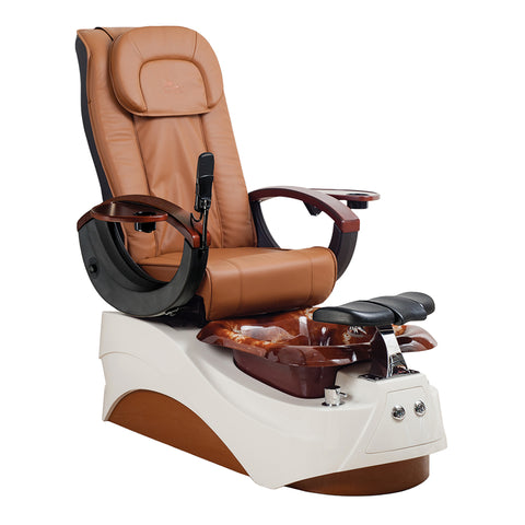 Enix Pedicure Chair - Cappuccino