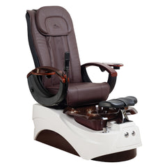 Enix Pedicure Chair - Chocolate