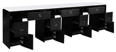 Triple Manicure Table NM906T