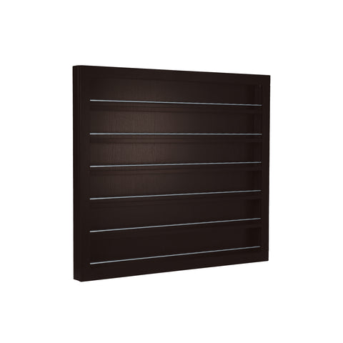 Polish Wall Rack PC03-Chocolate