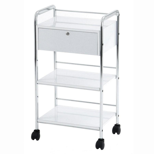 Waxing Trolley ZD-108A - Gloss White