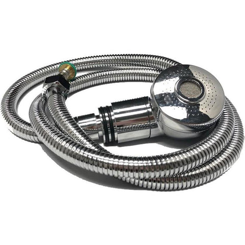 Shower Head With Hose