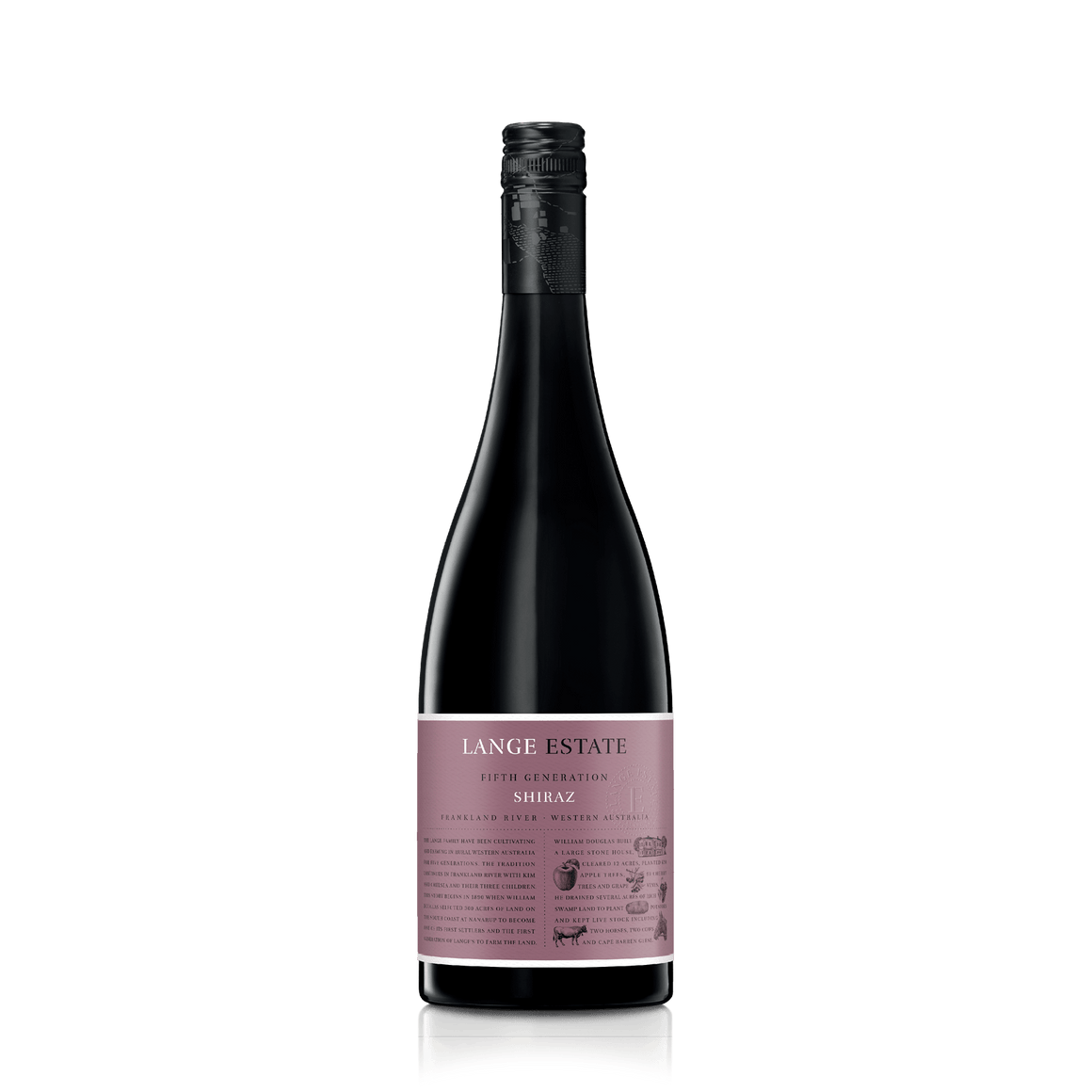 Fifth Generation Shiraz 2018 | LIMITED STOCK
