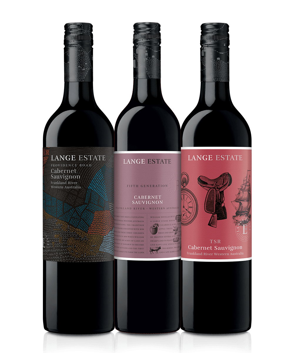 Cabernet Collection - 6 pack