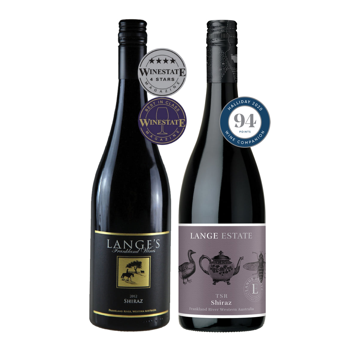 Special Release Shiraz Mixed Case | Subscribe and receive 20% off