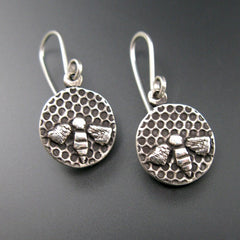 Honeybee Earrings