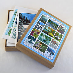 Greeting Cards by Blue Butterfield