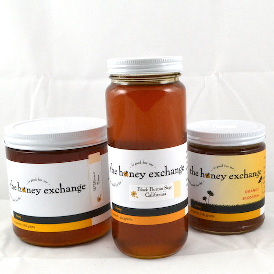Honey Exchange Varietal Honey