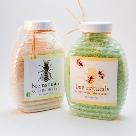 Bee Natural Bath Crystals