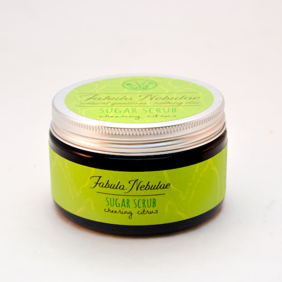 Sugar Scrubs and Balm by Fabula Nebulae
