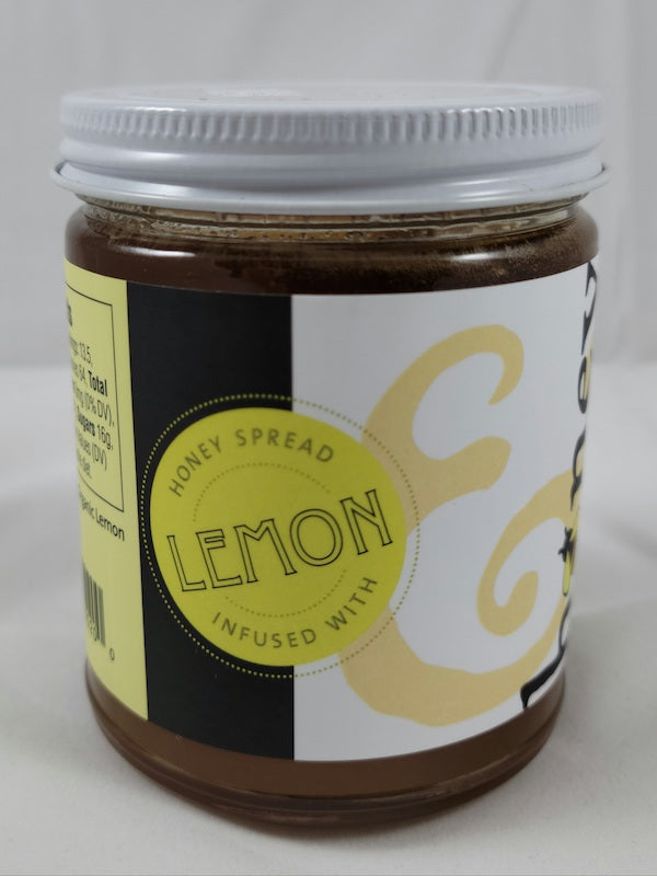 Infused Honey Spreads