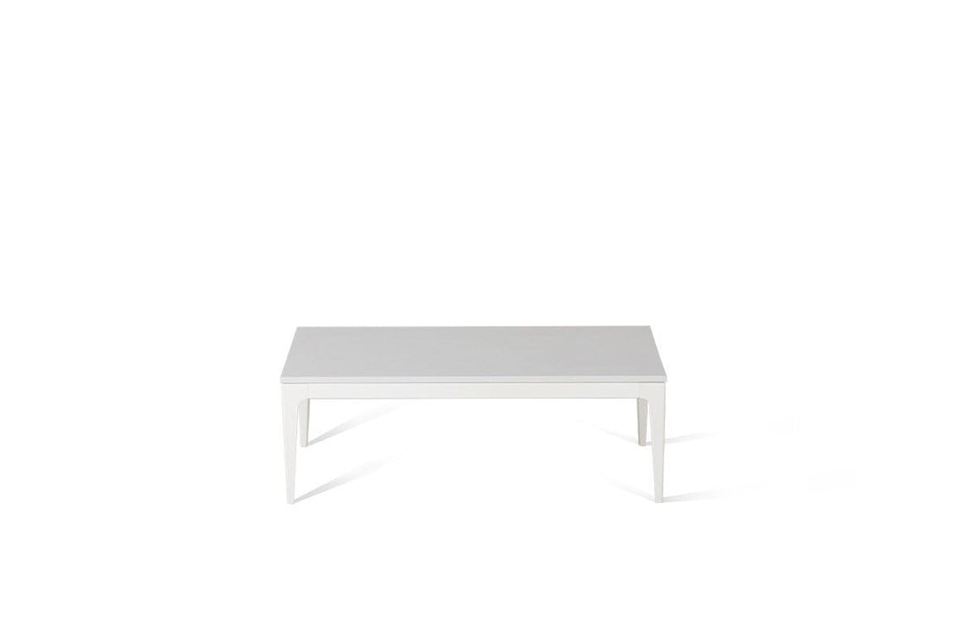 Pure White Coffee Table Oyster