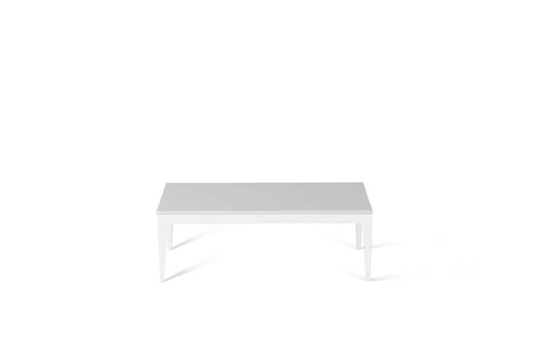 Pure White Coffee Table Pearl White