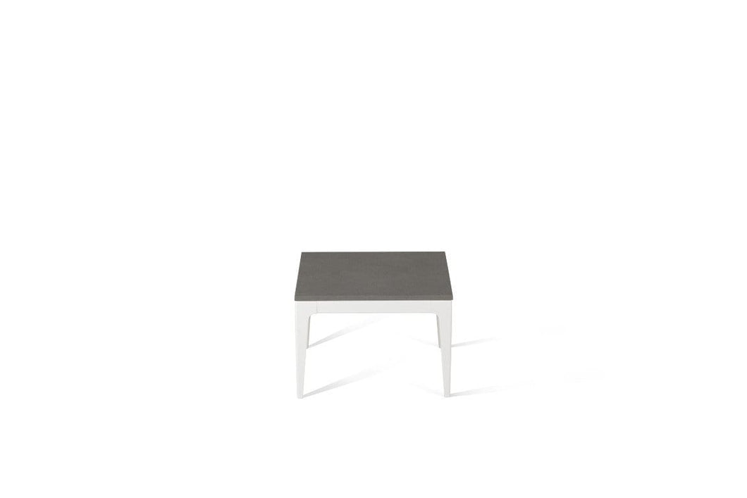 Urban Cube Side Table Oyster