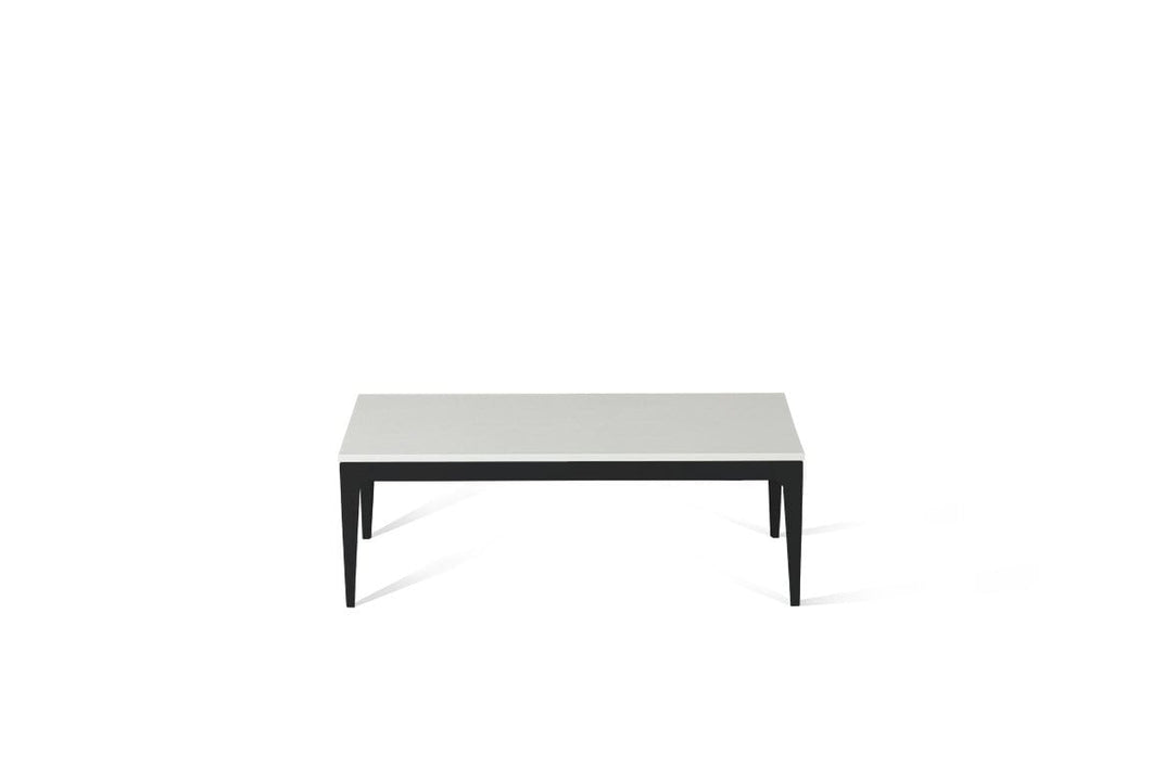 Snow Coffee Table Matte Black