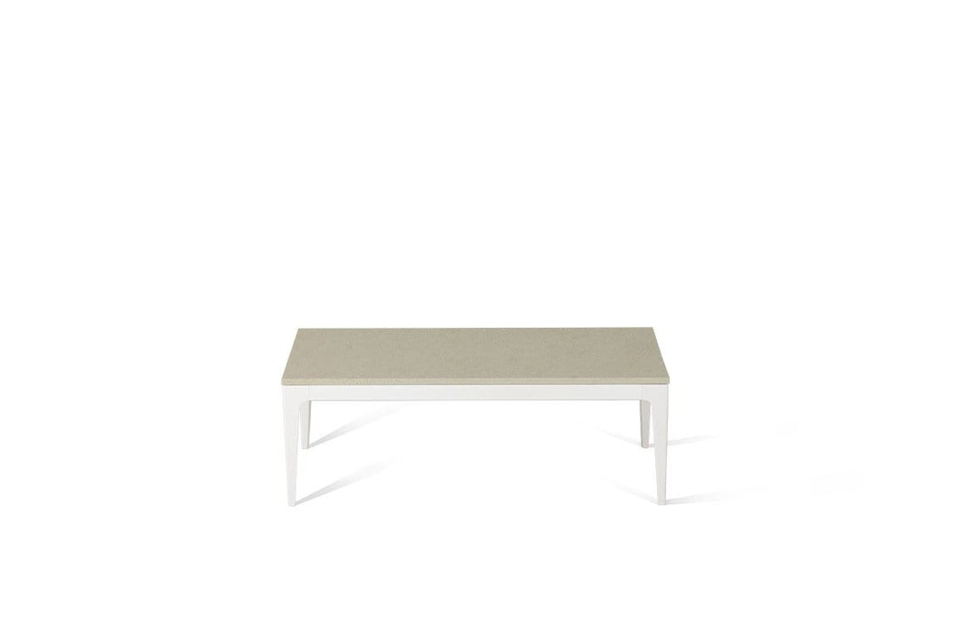 Linen Coffee Table Oyster