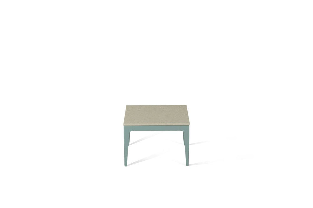 Linen Cube Side Table Admiralty