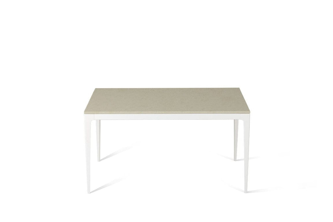Linen Standard Dining Table Oyster