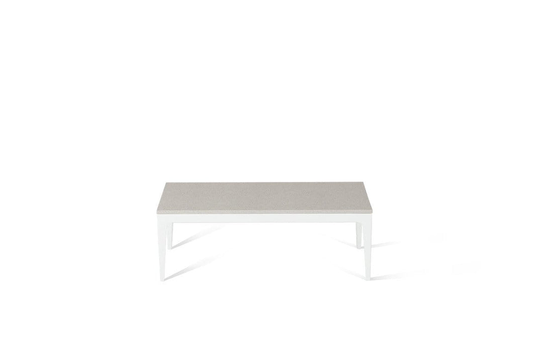 Osprey Coffee Table Pearl White