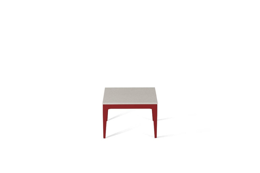 Osprey Cube Side Table Flame Red